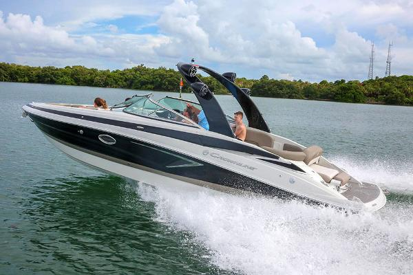 2021 Crownline boat for sale, model of the boat is 290 SS & Image # 2 of 19