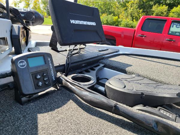 2019 Nitro boat for sale, model of the boat is Z21 PRO PACK DEMO & Image # 22 of 22