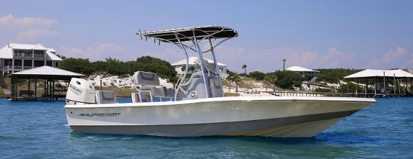 2022 Aquasport 244 Bay