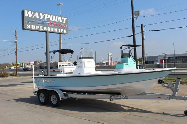 2021 Blazer boat for sale, model of the boat is 2200 Bay & Image # 1 of 15