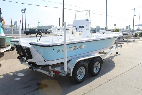 2021 Blazer boat for sale, model of the boat is 2200 Bay & Image # 5 of 15