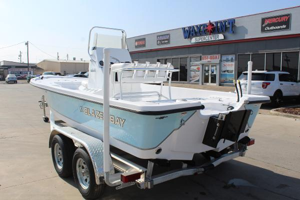2021 Blazer boat for sale, model of the boat is 2200 Bay & Image # 7 of 15