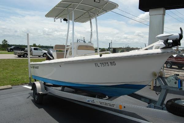 2016 Key West boat for sale, model of the boat is 1720CC & Image # 3 of 12