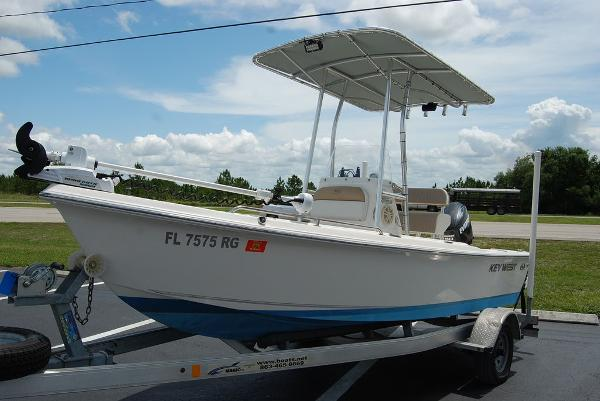 2016 Key West boat for sale, model of the boat is 1720CC & Image # 4 of 12