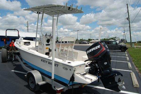 2016 Key West boat for sale, model of the boat is 1720CC & Image # 5 of 12