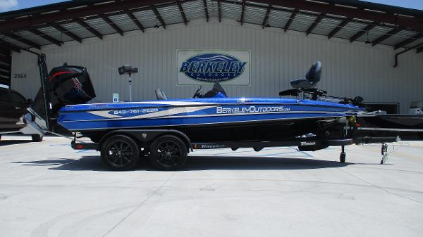 2020 Triton boat for sale, model of the boat is 20 TRX & Image # 3 of 68
