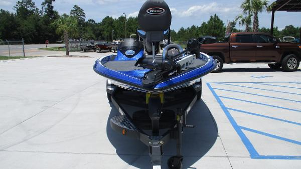 2020 Triton boat for sale, model of the boat is 20 TRX & Image # 7 of 68