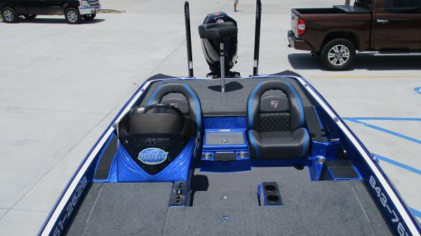 2020 Triton boat for sale, model of the boat is 20 TRX & Image # 12 of 68