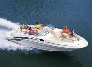 2001 SR 240 SD Knot 10 Yacht Sales