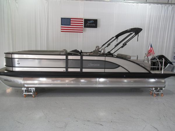 2021 Barletta boat for sale, model of the boat is L25UC Tri-toon & Image # 2 of 28