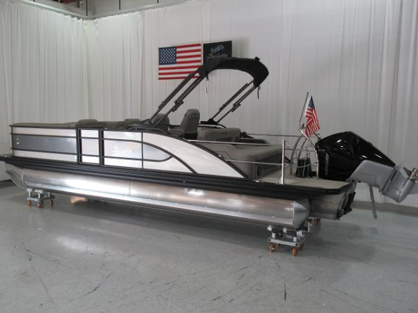 2021 Barletta boat for sale, model of the boat is L25UC Tri-toon & Image # 3 of 28