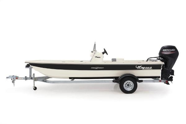 2020 Mako boat for sale, model of the boat is Pro Skiff 19 CC & Image # 16 of 36