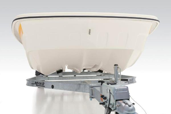 2020 Mako boat for sale, model of the boat is Pro Skiff 19 CC & Image # 17 of 36