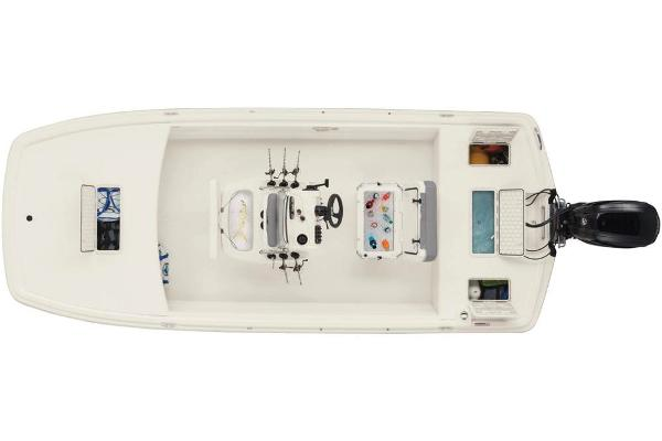 2020 Mako boat for sale, model of the boat is Pro Skiff 19 CC & Image # 35 of 36