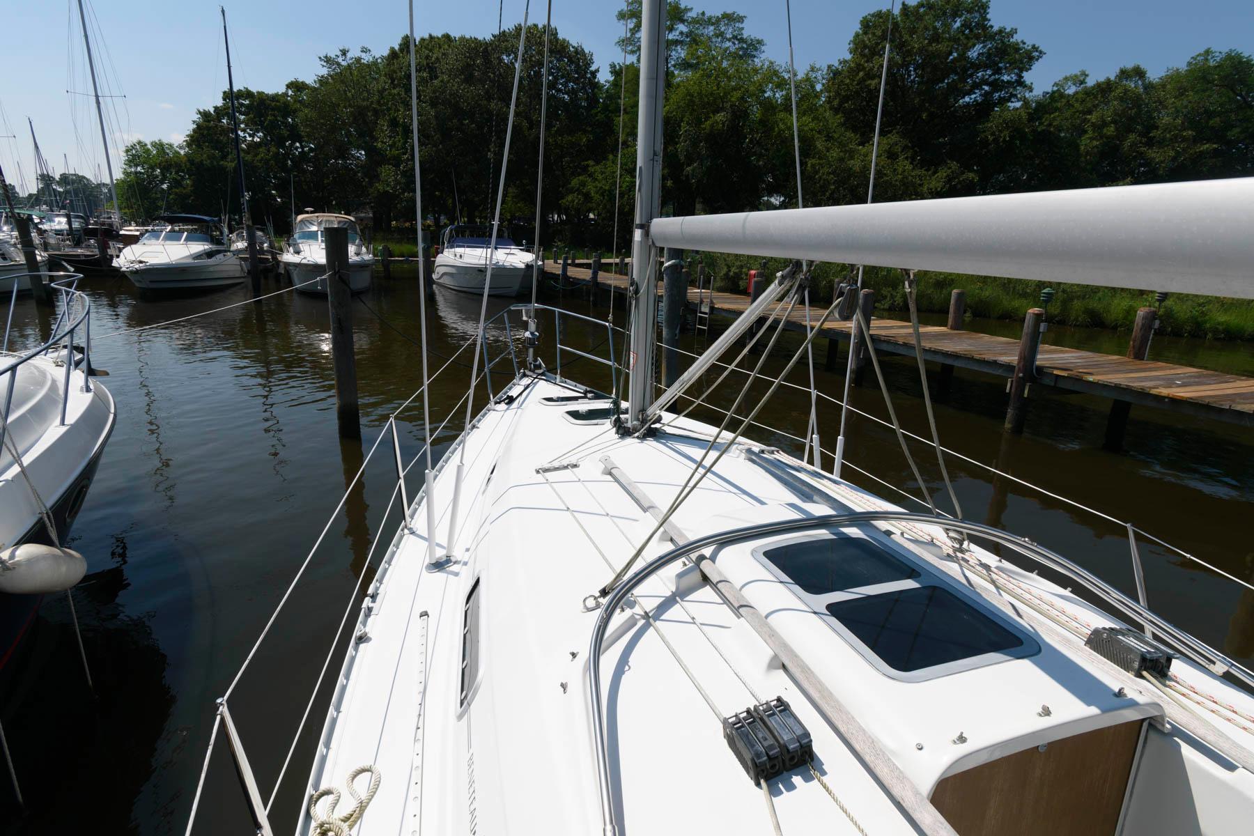 M 6386 JP Knot 10 Yacht Sales