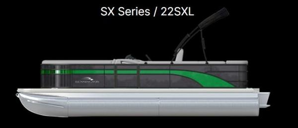 2022 Bennington 22 SXL