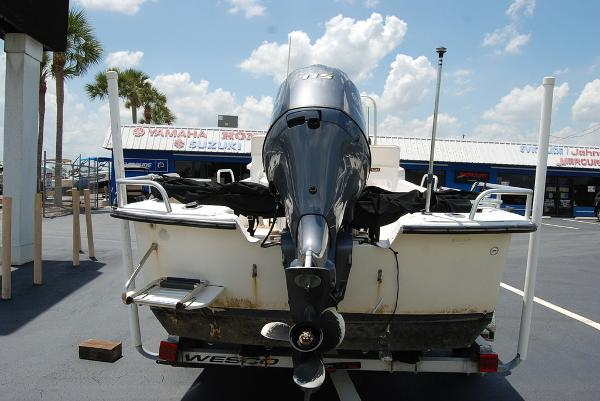 2007 Carolina Skiff boat for sale, model of the boat is 21DLX & Image # 3 of 12
