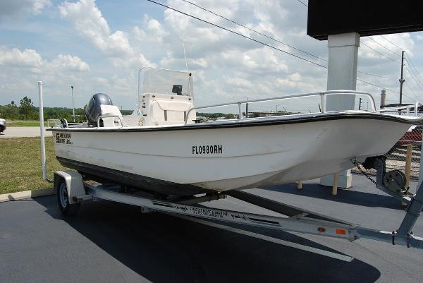 2007 Carolina Skiff boat for sale, model of the boat is 21DLX & Image # 4 of 12