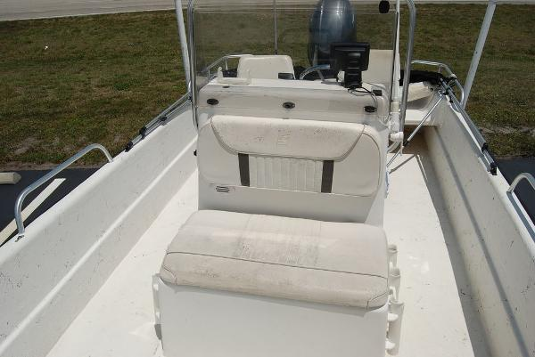 2007 Carolina Skiff boat for sale, model of the boat is 21DLX & Image # 8 of 12