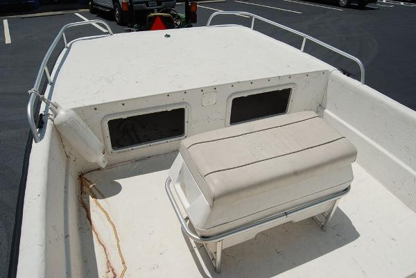 2007 Carolina Skiff boat for sale, model of the boat is 21DLX & Image # 11 of 12