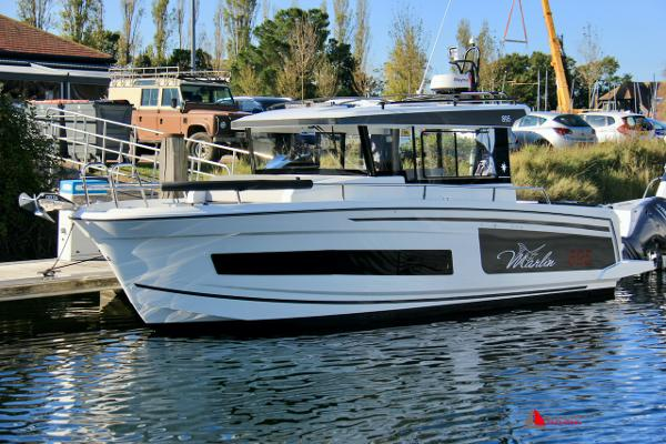 Merry Fisher 895 Marlin Offshore