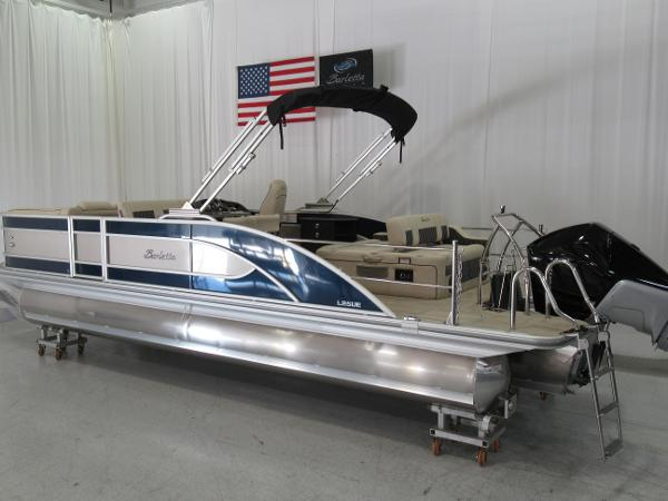 2021 Barletta boat for sale, model of the boat is L25UE Tri-toon & Image # 1 of 23