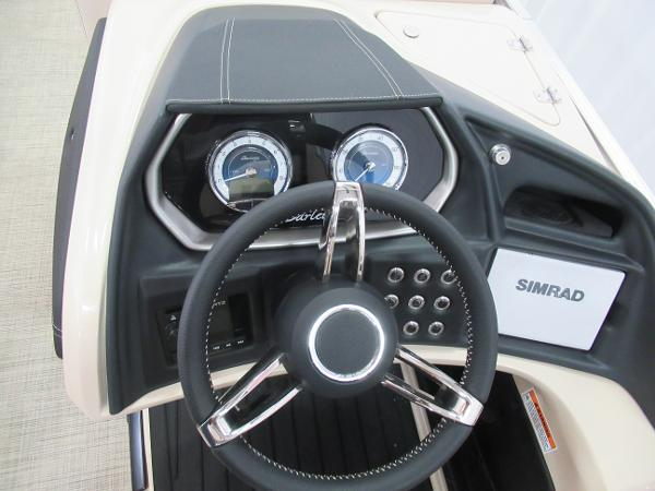 2021 Barletta boat for sale, model of the boat is L25UE Tri-toon & Image # 8 of 23