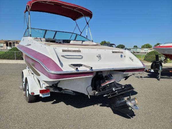 1997 Reinell boat for sale, model of the boat is 240 & Image # 2 of 4