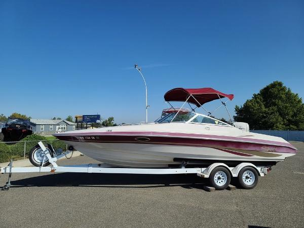 1997 Reinell boat for sale, model of the boat is 240 & Image # 1 of 4