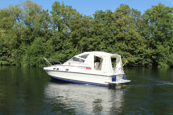 1988 Fairline Sunfury 26