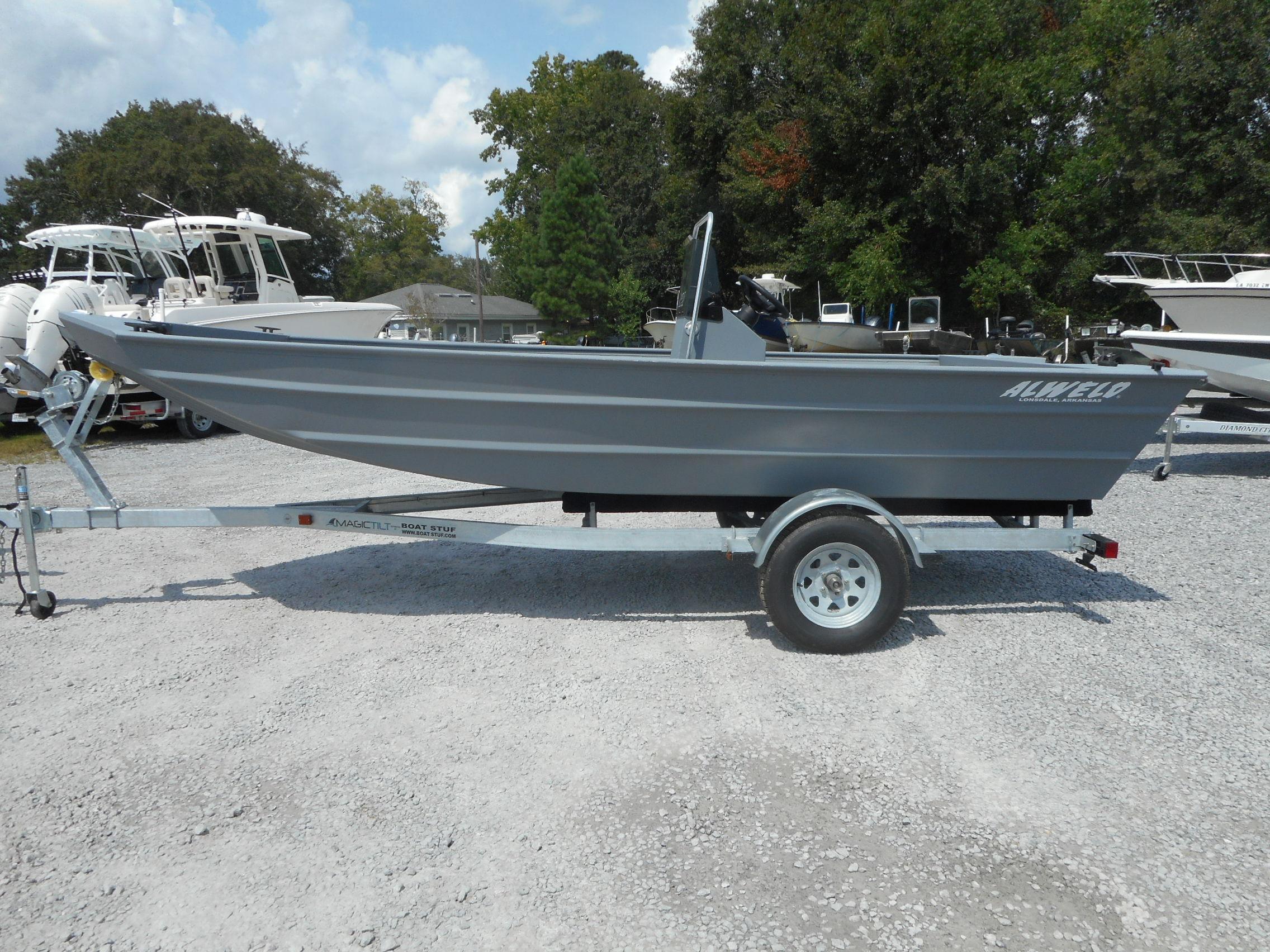 New  2019 18' Alweld 1860VVCC Bay Boat in Slidell, Louisiana