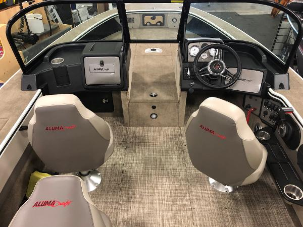 2020 Alumacraft boat for sale, model of the boat is Tournament Pro 185 Sport & Image # 4 of 13