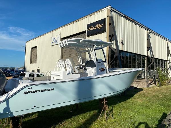 2021 Sportsman Boats boat for sale, model of the boat is 282 Open & Image # 10 of 11