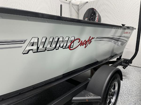 2021 Alumacraft boat for sale, model of the boat is Classic 165 Tiller & Image # 3 of 14