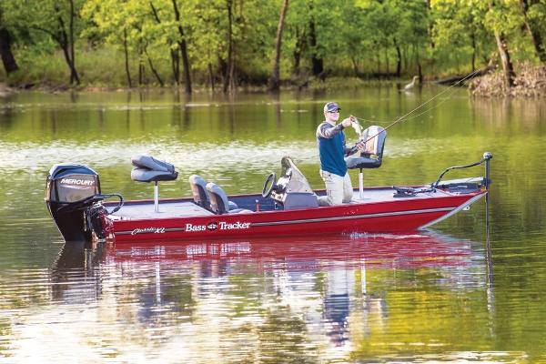 2022 Tracker Boats boat for sale, model of the boat is Bass Tracker Classic XL & Image # 9 of 47