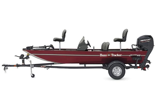 2022 Tracker Boats boat for sale, model of the boat is Bass Tracker Classic XL & Image # 13 of 47