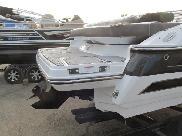 2021 Monterey boat for sale, model of the boat is 218 SS & Image # 3 of 48