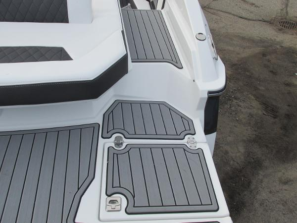 2021 Monterey boat for sale, model of the boat is 218 SS & Image # 30 of 48