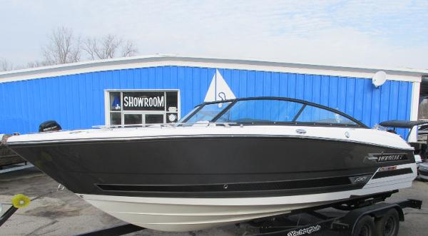 2021 Monterey boat for sale, model of the boat is 218 SS & Image # 1 of 48
