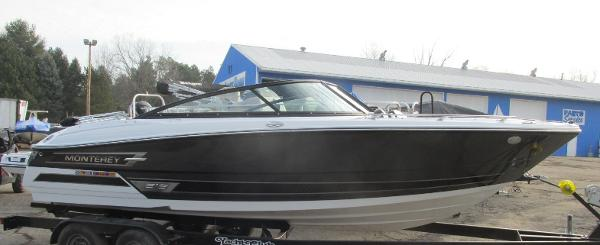 2021 Monterey boat for sale, model of the boat is 218 SS & Image # 2 of 48