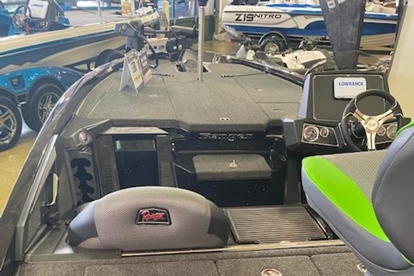 2022 Ranger Boats boat for sale, model of the boat is Z518 & Image # 3 of 5