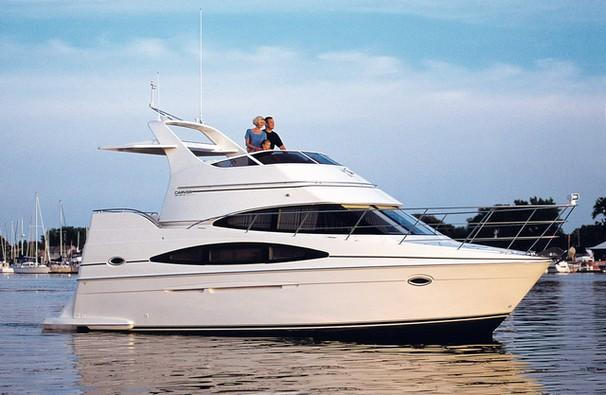 2001 Carver 346 Motor Yacht