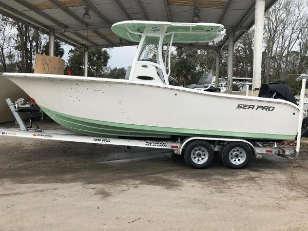 2020 Sea Pro boat for sale, model of the boat is 239 & Image # 1 of 1