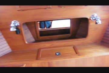 Nauticat 33 video