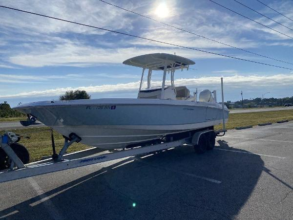 2018 Boston Whaler boat for sale, model of the boat is 270 Dauntless & Image # 7 of 14