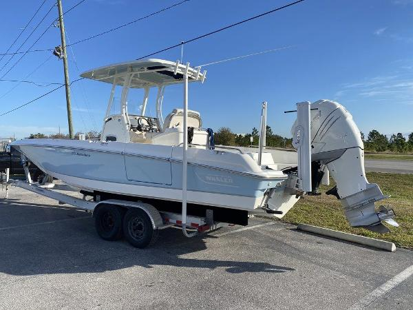 2018 Boston Whaler boat for sale, model of the boat is 270 Dauntless & Image # 9 of 14