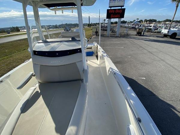 2018 Boston Whaler boat for sale, model of the boat is 270 Dauntless & Image # 11 of 14