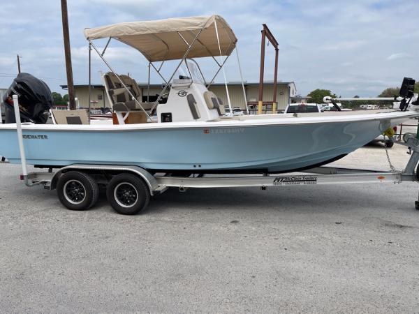 2020 Tidewater 2210 Carolina Bay thumbnail