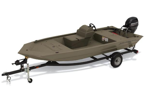 2021 TRACKER BOATS GRIZZLY 1648 SC for sale
