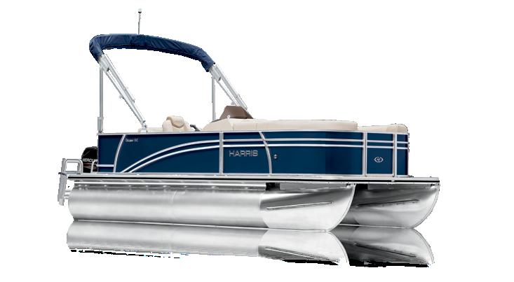 2021 HARRIS CRUISER 210 - SL - PERFORMANCE TRIPLE TUBE thumbnail